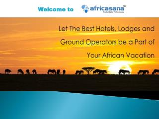 Welcome to Africasana.com