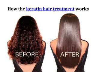 Check out today's keratin hair treatment deals in Dubai
