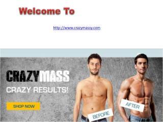 Buy Crazy Mass Online
