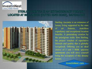 Buy Luxury Residential Apartments on InvestInNest.com