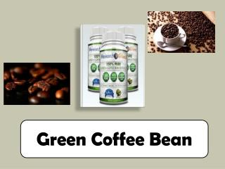 Effects of Green Coffee Bean