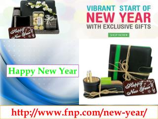 Buy Online New Year Gifts