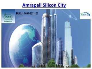 Amrapali Silicon City 2/3/4 BHK Apartments @9650-127-127