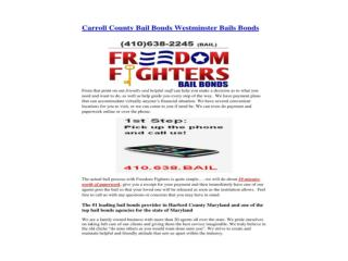 Freedom Fighters Bail Bonds Lawyer Referrals