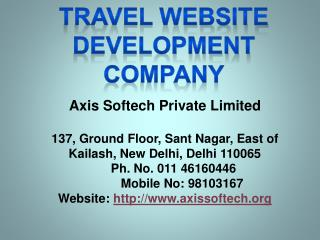 Travel-Website-Development-Travel-Portal-Development-Service