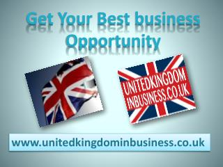 Get Your Best business Opportunity