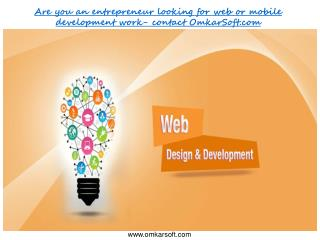 Are you an entrepreneur looking for web or mobile developmen