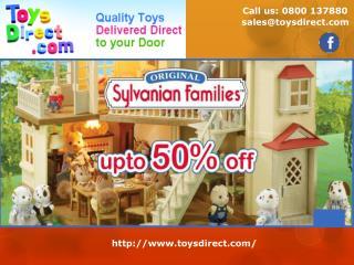 Sylvanian Families - Toys Direct