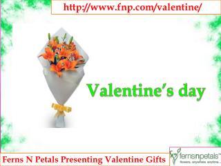 Buy Online Valentine Gifts