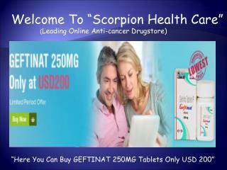 Buy Generic Branded Anti Cancer Drugs Online