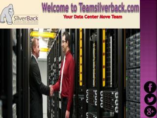 Data center migration services