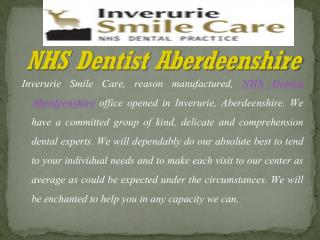 Know About Dental Treatment by Specialist Dentist
