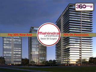 New Apartments Launch Mahindra Luminare 989 185 6789