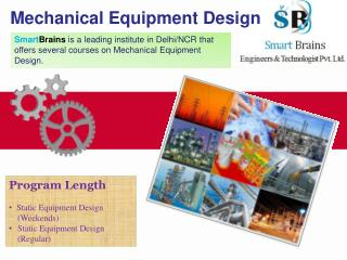 Mechanical Equipment Design