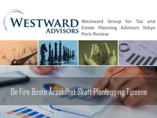 Westward Group for Tax and Estate Planning Advisors