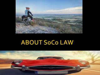 ABOUT SoCo LAW