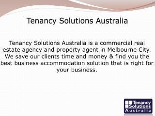 Tenancy Solutions Australia