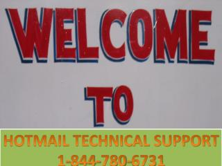 Hotmail Support Contact Number