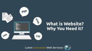 What is website? Why You Need it?