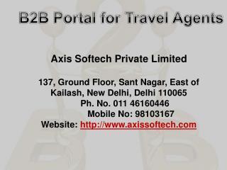 B2B-Portal-for-Travel-Agents-in-India