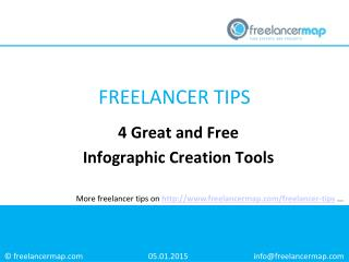 4 great and free infographic creation tools