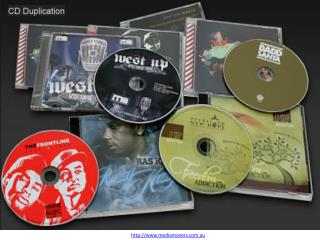 CD Disc Duplication