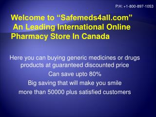 Looking For Discount Generic Drugs Store Online?