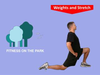 Weights and Strength Training Exercises