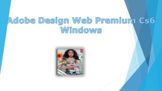 Adobe Design Web Premium Cs6 Dvd Windows