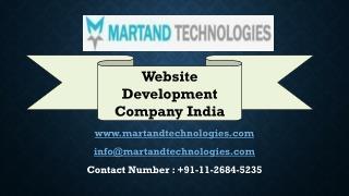 Quality Website Development in Delhi
