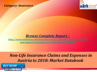 Aarkstore - Non-Life Insurance Claims