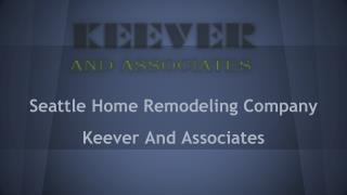 Looking for Seattle Remodeling Contractors?