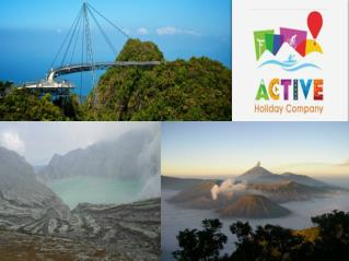 Choose your Desination to Visit with Active Holiday Company