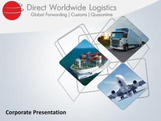 Logistics Company Australia