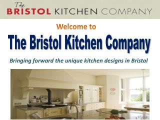 Kitchen Design Bristol