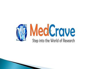 MedCrave | Onilne Journal Publishing | Open Access Publishin