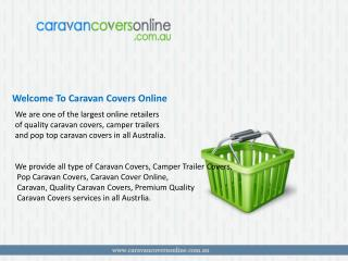 Caravan Cover Online Australia Retailers Of Quality