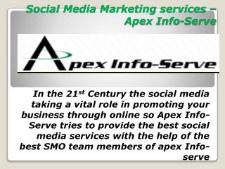 Social Media Marketing Services of USA