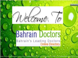 bahrain dental clinics