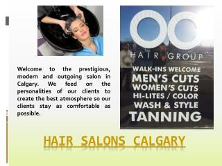 Barbers Calgary