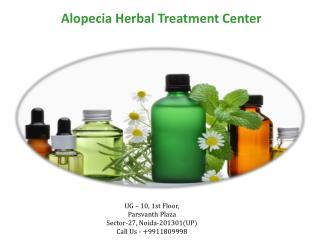 Alopecia Herbal Treatment Center