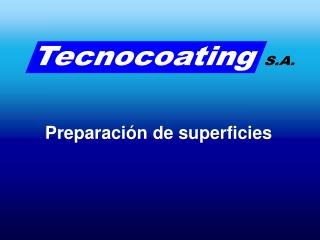 Preparaci n de superficies