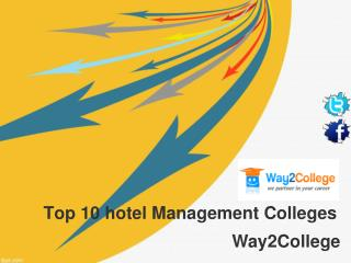 top 10 hotel management colleges