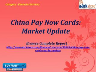 Aarkstore -�China Pay Now Cards