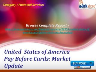 Aarkstore - United States of America Pay Before Cards