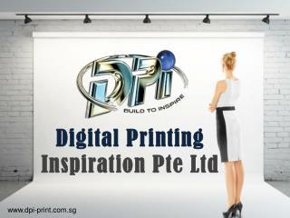Singapore Digital Printing