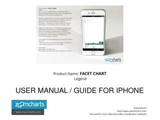 ZoomCharts User Guide Facet Chart Legend for iPhone