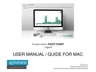 ZoomCharts User Guide Facet Chart Legend for Mac