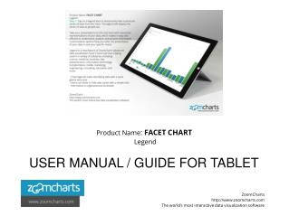 ZoomCharts User Guide Facet Chart Legend for Tablet