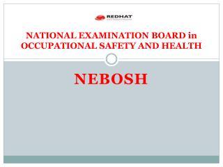 NEBOSH courses in Chennai